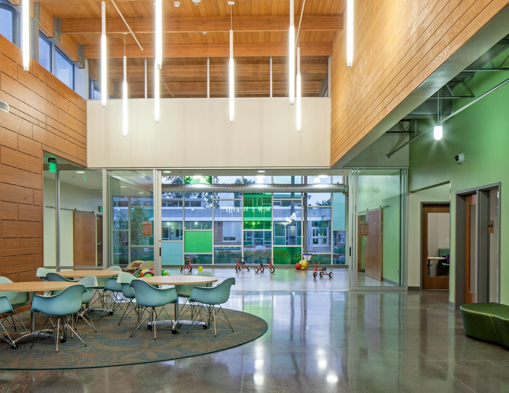 Lincoln, DC-Educare schools honored for design