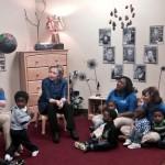 Tulsa-Hillary Clinton visits Educare Tulsa