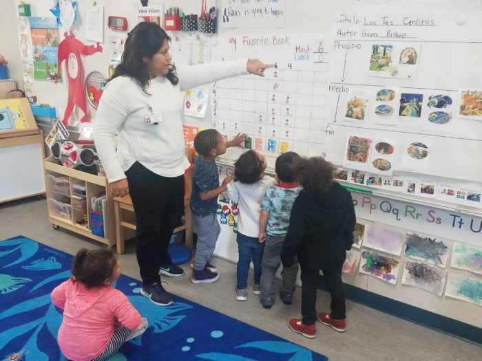 Gallery Walk 3 700x525 - Full Day Kindergarten Long Beach Ca