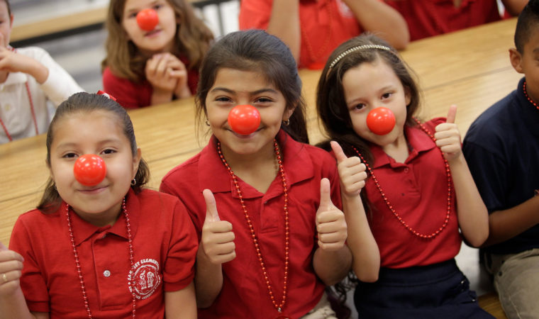 Be a part of Red Nose Day!